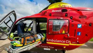 24Hours Air Ambulance Service to be Launched in Punjab soon