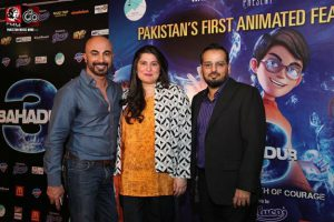 3 Bahadur Highest Ever Grossing Animated Film of Pakistan