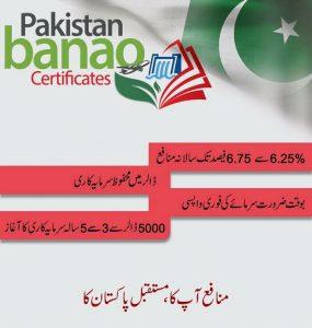 Pakistan Banao Certificate: Profit Rates, Eligibility & Registration – Full Details