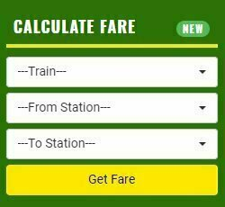 Night Coach Train Ticket Price, Timing & Booking