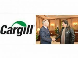 multinational Cargill