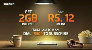 Ufone Mega Internet Offer Details