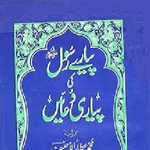 Pyare Rasul ki Pyari Duayen by Muhammad Atta Ullah Hanif