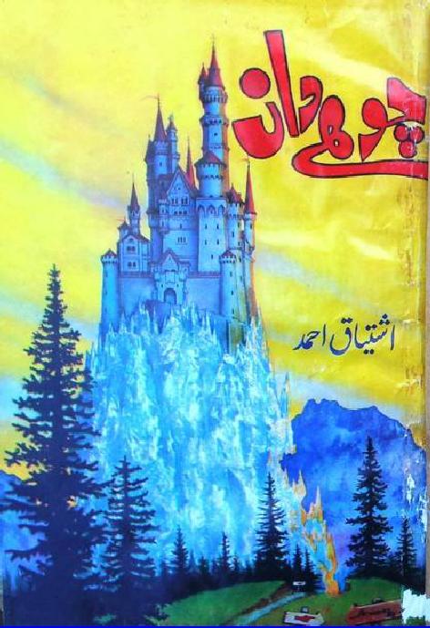 Choohey Daan Inspector Jamshed Series by Ishtiaq Ahmed