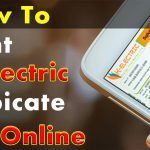 K-Electric Duplicate Electricity Bill Online