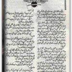 Kabhi roshni kabhi tergi by Anila Kiran
