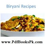 Biryani Recipes Method Collection in Urdu by pdfbookspk