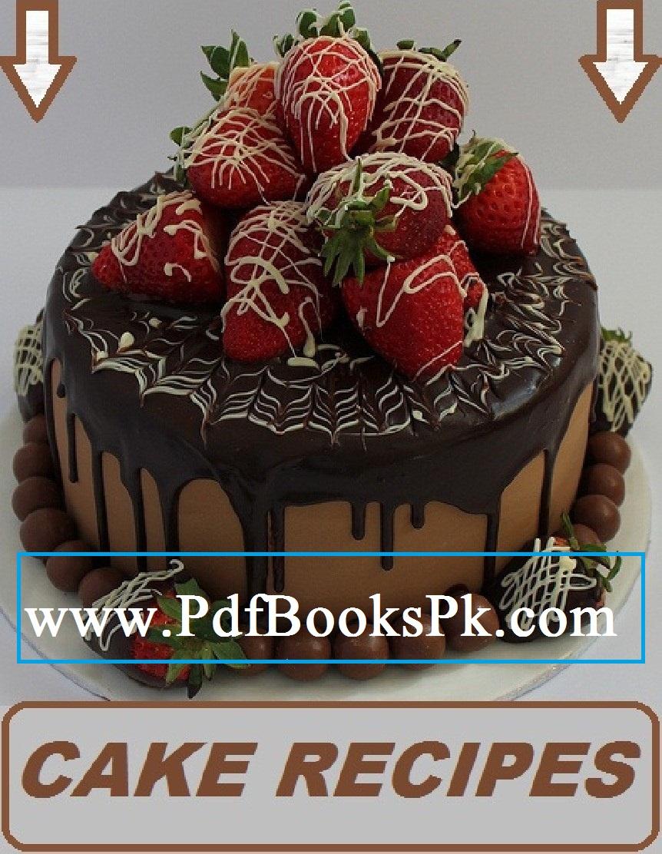 Cake Recipes Urdu by pdfbookspk