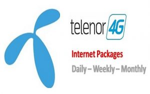 Telenor-Internet-Packages