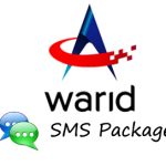 Warid_SMS_Packages
