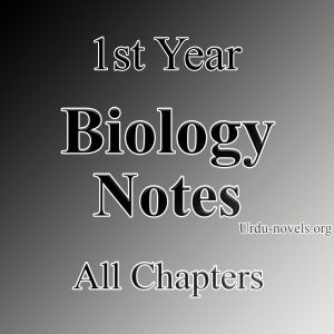 1st year Biology