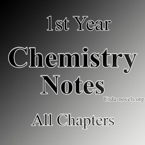 1st years ch notes